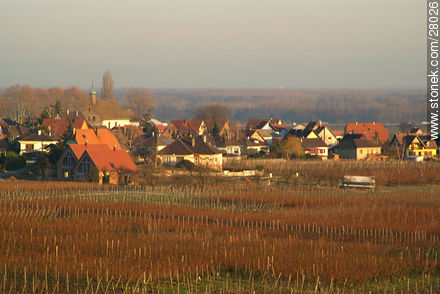 Photos of the Alsace wine route - Region of Alsace - FRANCE. Image #28026