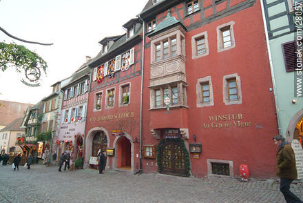 Photos of the Alsace wine route - Region of Alsace - FRANCE. Image #28057