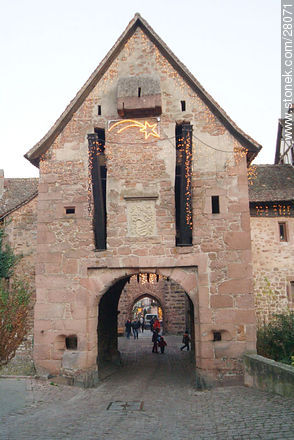 Photos of the Alsace wine route - Region of Alsace - FRANCE. Image #28071