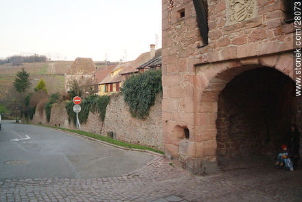 Photos of the Alsace wine route - Region of Alsace - FRANCE. Image #28073