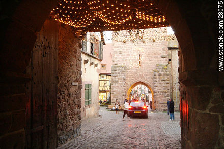 Photos of the Alsace wine route - Region of Alsace - FRANCE. Image #28075