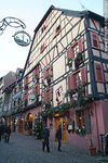 Photo #28067 - Town of Riquewihr in Christmas time