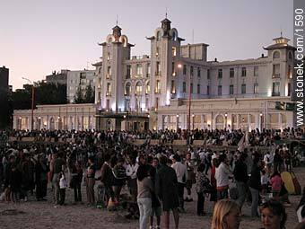 Photos of the celebration in the day of Iemanja, URUGUAY. Image #1590