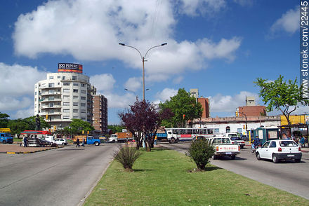 Gral. Flores Ave. - Photos of the quarter of Jacinto Vera - Department and city of Montevideo - URUGUAY. Image #22445