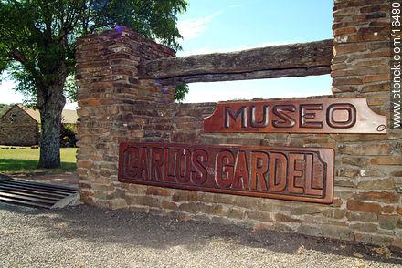 Carlos Gardel museum - Photos of Valle Edén - Tacuarembo - URUGUAY. Image #16480