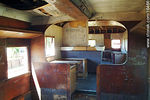 Photo #16466 - Interior of an old train