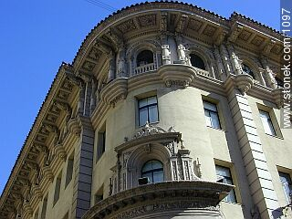 Rincón and Misiones street - Photos of the Old City - Department and city of Montevideo - URUGUAY. Image #1097
