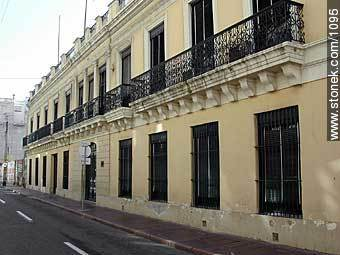 House of Rivera (first uruguayan president) - Photos of the Old City - Department and city of Montevideo - URUGUAY. Image #1096
