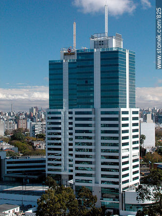 World Trade Center Montevideo - Photos of Buceo quarter - Department and city of Montevideo - URUGUAY. Image #825