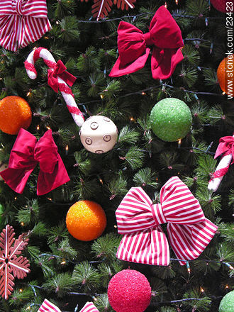 Christmass decorations - Photographic stock - MORE IMAGES. Image #23423
