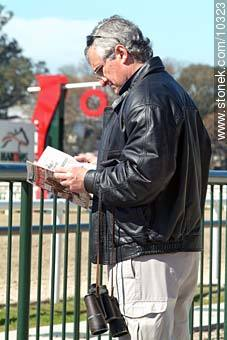 Photos of Maroñas horse racetrack - Department and city of Montevideo - URUGUAY. Image #10323