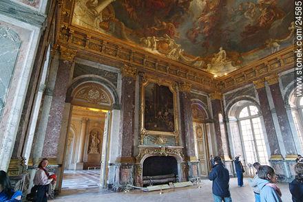 Photos of Versailles Palace and surroundings - Paris - FRANCE. Image #24585