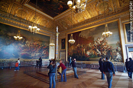 Photos of Versailles Palace and surroundings - Paris - FRANCE. Image #24541