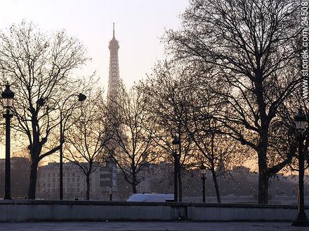 Photos of Place de la Concorde and surroundings - Paris - FRANCE. Image #24508