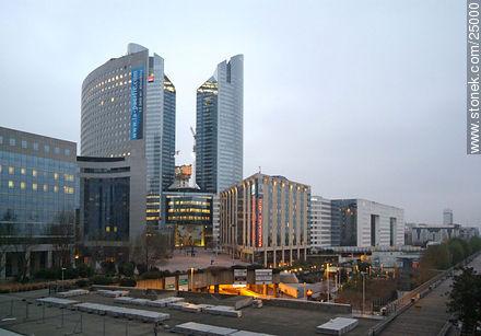 - Photos of the area of La Défense - Paris - FRANCE. Image #25000