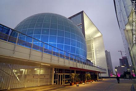 - Photos of the area of La Défense - Paris - FRANCE. Image #25004