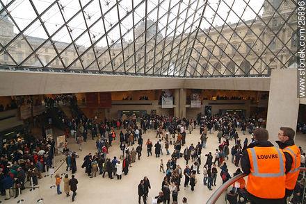 Photos of the Louvre Museum - Paris - FRANCE. Image #25896