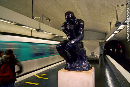 Photos of other museums like Rodin, Carnavalet, etc.., FRANCE. Image #26122
