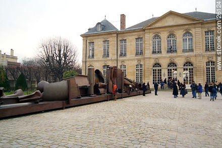Photos of other museums like Rodin, Carnavalet, etc.., FRANCE. Image #26124
