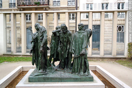 Photos of other museums like Rodin, Carnavalet, etc.., FRANCE. Image #26130