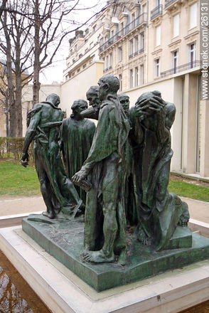 Photos of other museums like Rodin, Carnavalet, etc.. - Paris - FRANCE. Image #26131