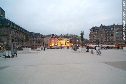 Photos of  Lyon Station (Gare de Lyon) - Paris - FRANCE. Image #26149