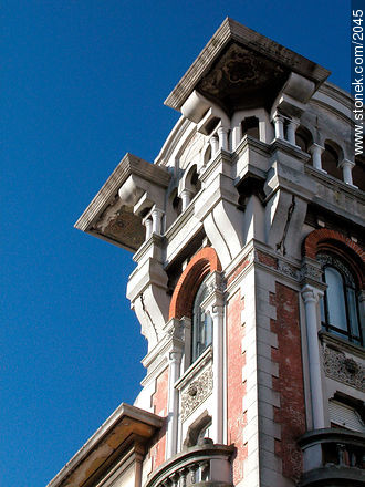 Old City - Photos during the Heritage day - Department and city of Montevideo - URUGUAY. Image #2045