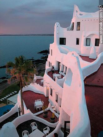 Photos of Solanas and Casapueblo at Punta Ballena - Punta del Este and its near resorts - URUGUAY. Image #167