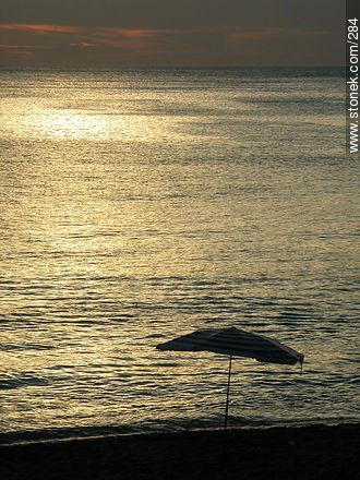 Photographs of beaches of Punta del Este - Punta del Este and its near resorts - URUGUAY. Image #284