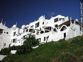 Photos of Solanas and Casapueblo at Punta Ballena - Punta del Este and its near resorts - URUGUAY. Image #2147