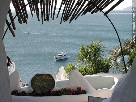 Photos of Solanas and Casapueblo at Punta Ballena - Punta del Este and its near resorts - URUGUAY. Image #2157