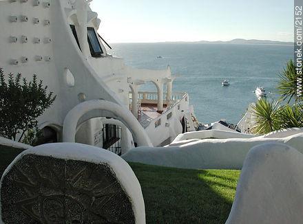 Photos of Solanas and Casapueblo at Punta Ballena - Punta del Este and its near resorts - URUGUAY. Image #2152