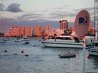 Photographs of the port of Punta del Este - Punta del Este and its near resorts - URUGUAY. Image #2162
