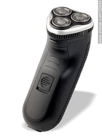 Electric shaver - Photographic stock - MORE IMAGES. Image #23045