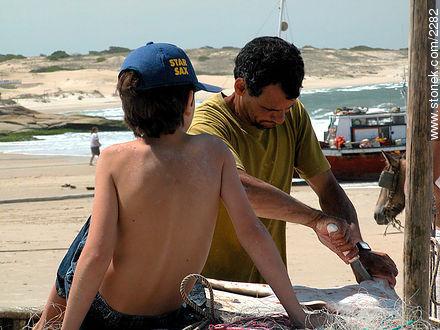 Photos of Punta del Diablo - Department of Rocha - URUGUAY. Image #2282