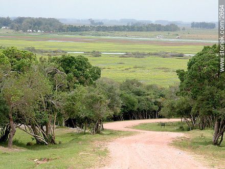 Photos of San Miguel fortress - Department of Rocha - URUGUAY. Image #2664