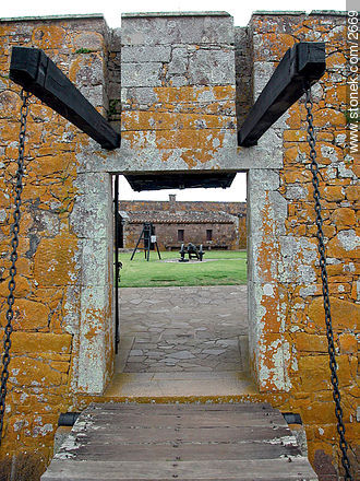 Photos of San Miguel fortress - Department of Rocha - URUGUAY. Image #2669