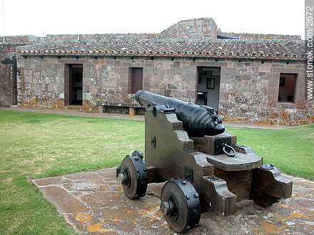 Photos of San Miguel fortress - Department of Rocha - URUGUAY. Image #2672