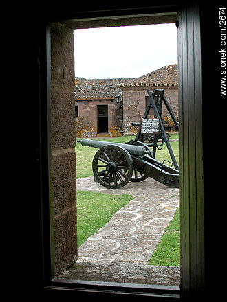 Photos of San Miguel fortress - Department of Rocha - URUGUAY. Image #2674