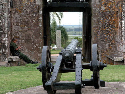 Photos of San Miguel fortress - Department of Rocha - URUGUAY. Image #2675