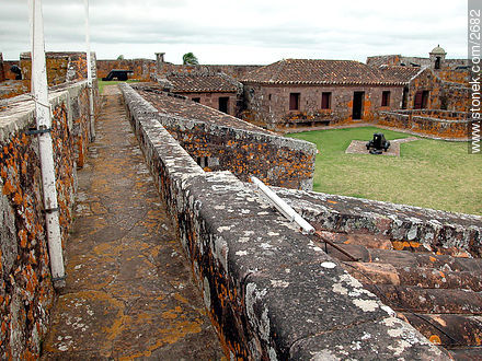 Photos of San Miguel fortress - Department of Rocha - URUGUAY. Image #2682