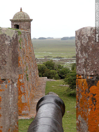 Photos of San Miguel fortress - Department of Rocha - URUGUAY. Image #2685