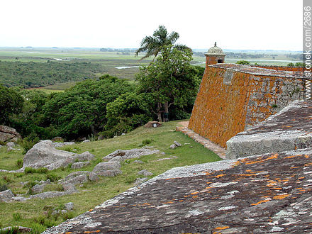Photos of San Miguel fortress - Department of Rocha - URUGUAY. Image #2686