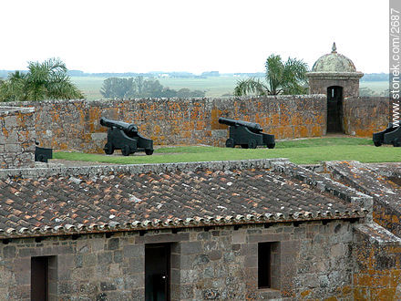 Photos of San Miguel fortress - Department of Rocha - URUGUAY. Image #2687