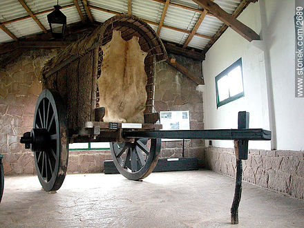 Photos of San Miguel fortress - Department of Rocha - URUGUAY. Image #2689