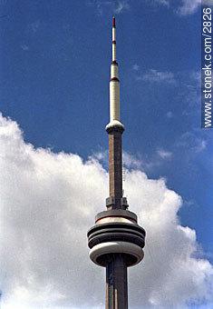 Photographs of Toronto. - USA-CANADA. Image #2826